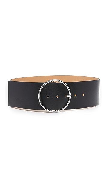 McQ - Alexander McQueen Circle Buckle Belt