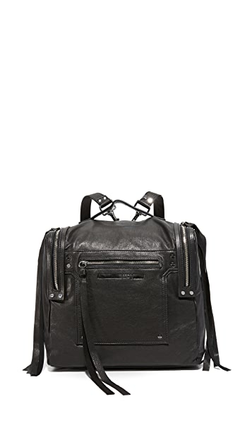 McQ - Alexander McQueen Convertible Box Backpack