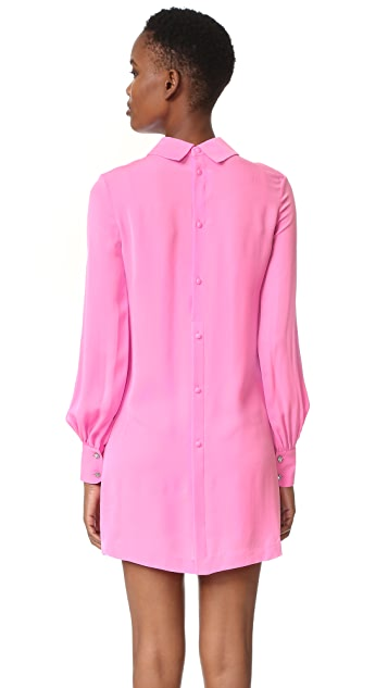 McQ - Alexander McQueen Pintuck Shirtdress