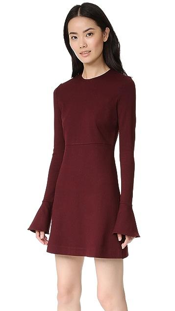 McQ - Alexander McQueen Volant Dress