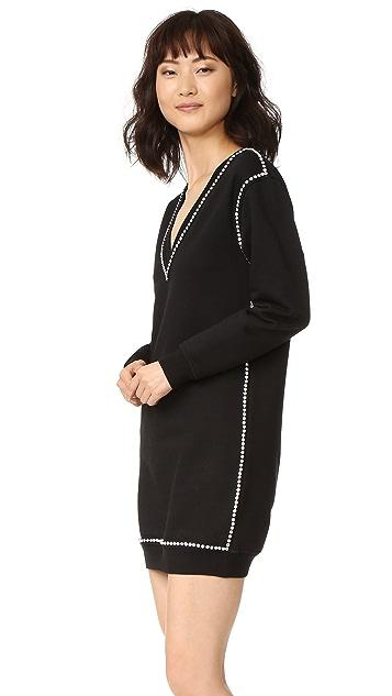 McQ - Alexander McQueen Sweatshirt Dress
