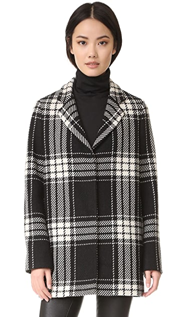 McQ - Alexander McQueen Boyfriend Coat