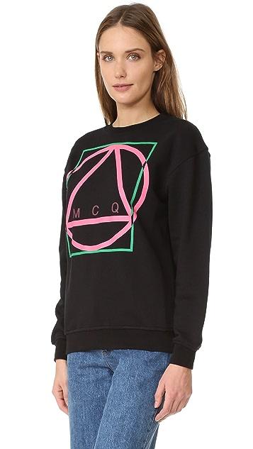 McQ - Alexander McQueen Classic Sweatshirt