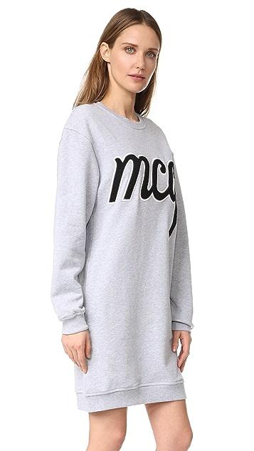 McQ - Alexander McQueen Classic Sweatshirt Dress