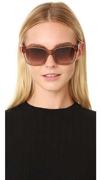 McQ - Alexander McQueen Square Sunglasses