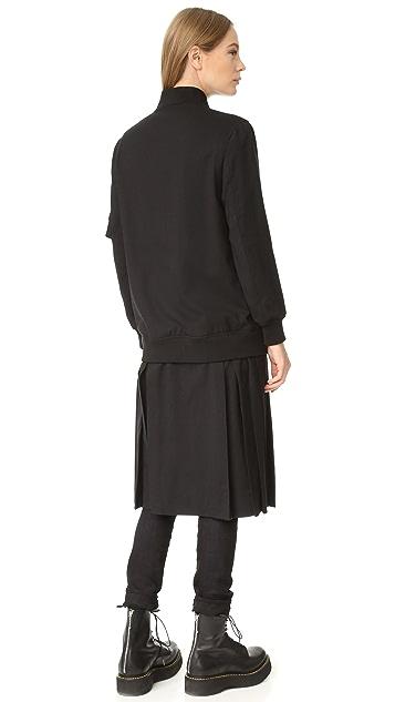 McQ - Alexander McQueen Kilt Coat
