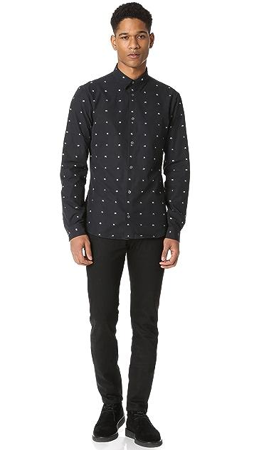 McQ - Alexander McQueen Googe Shirt