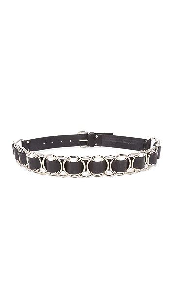 McQ - Alexander McQueen Multi Ring Belt