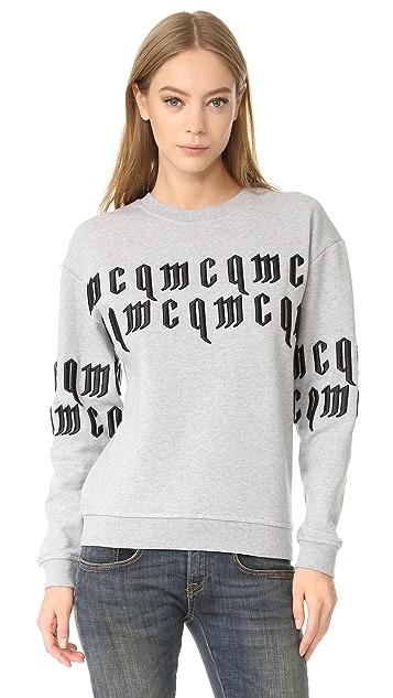 McQ - Alexander McQueen Classic McQ Sweatshirt