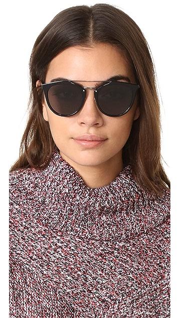 McQ - Alexander McQueen Oxford Sunglasses