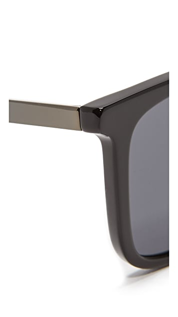 McQ - Alexander McQueen Rectangle Sunglasses