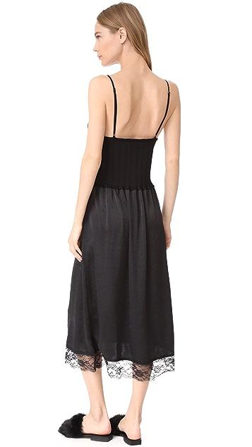 McQ - Alexander McQueen Lingerie Dress