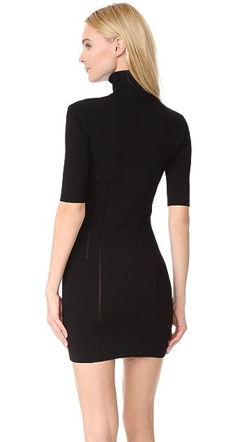McQ - Alexander McQueen Body Block Short Dress