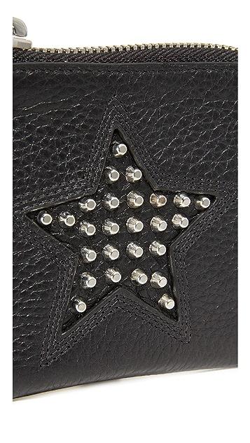 McQ - Alexander McQueen Solstice Zip Wallet