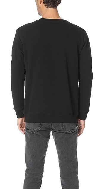 McQ - Alexander McQueen Clean Crew Sweatshirt