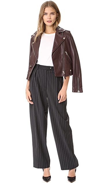 McQ - Alexander McQueen Double Pleat Trousers