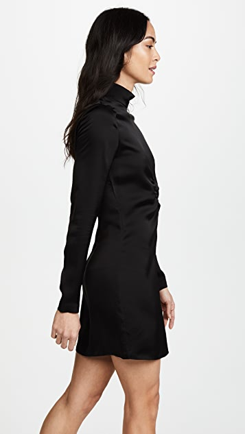 McQ - Alexander McQueen Short Turtleneck Dress