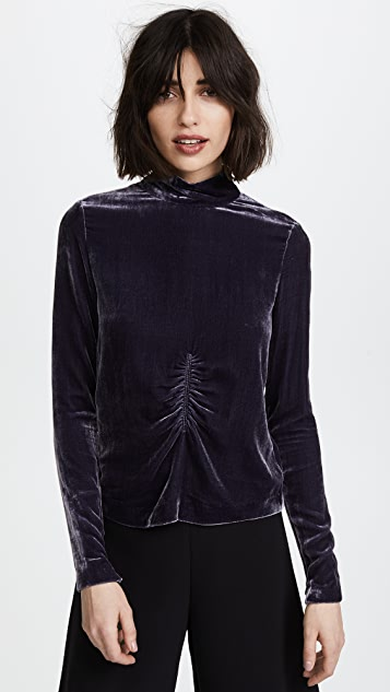 McQ - Alexander McQueen Turtleneck Top