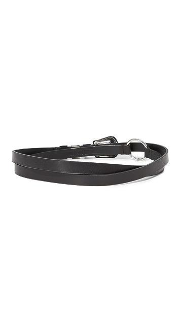 McQ - Alexander McQueen Solstice Double Wrap Belt