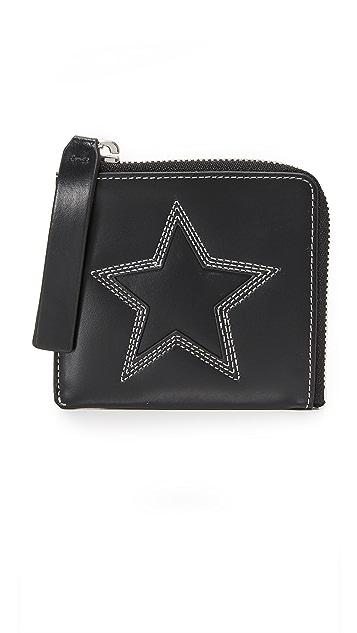 McQ - Alexander McQueen Zip Wallet