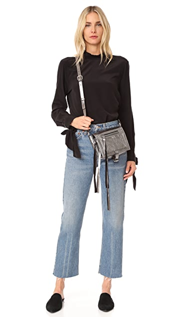 McQ - Alexander McQueen Mini Cross Body Bag
