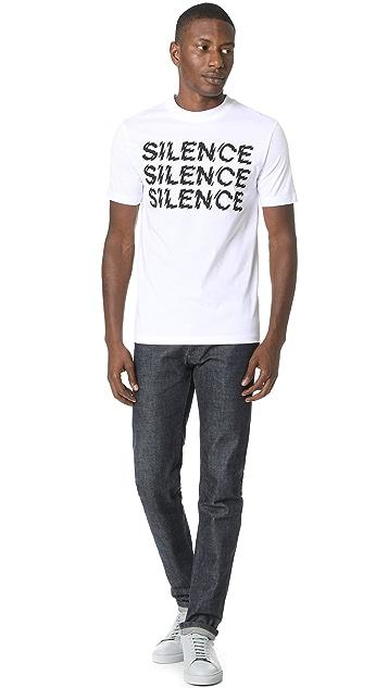 McQ - Alexander McQueen Silence Tee