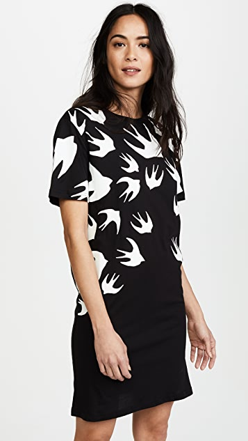 53e638ff01eb6 McQ - Alexander McQueen T-Shirt Dress