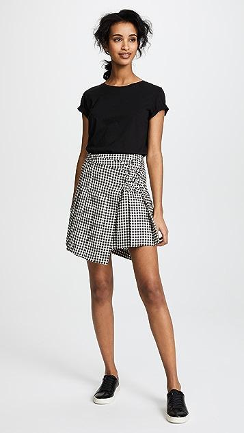McQ - Alexander McQueen Wrap Kilt Skirt