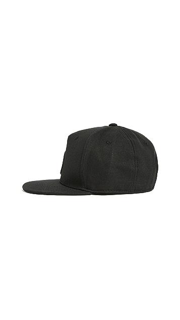 McQ - Alexander McQueen Icon Sphere Baseball Cap