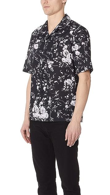 McQ - Alexander McQueen Floral Billy Shirt