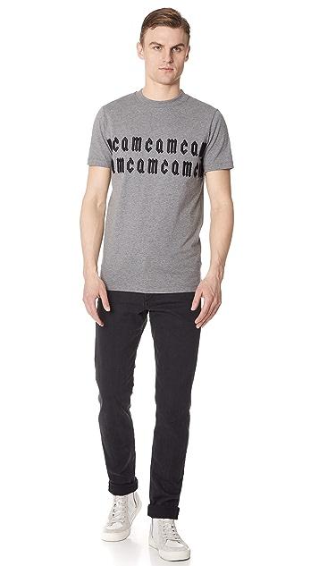 McQ - Alexander McQueen Short Sleeve Crew Tee