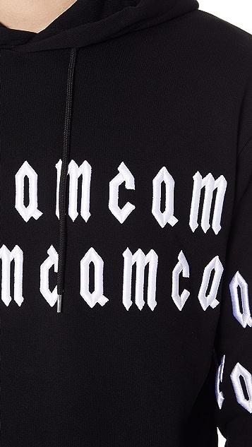 McQ - Alexander McQueen Clean Hoodie