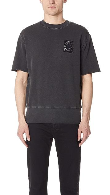 McQ - Alexander McQueen Short Sleeve Reverse Tee