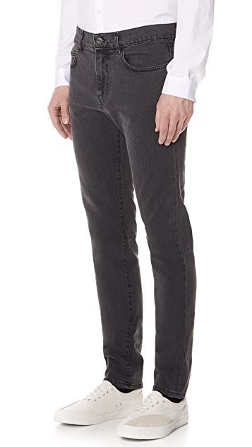 McQ - Alexander McQueen Strummer Jeans