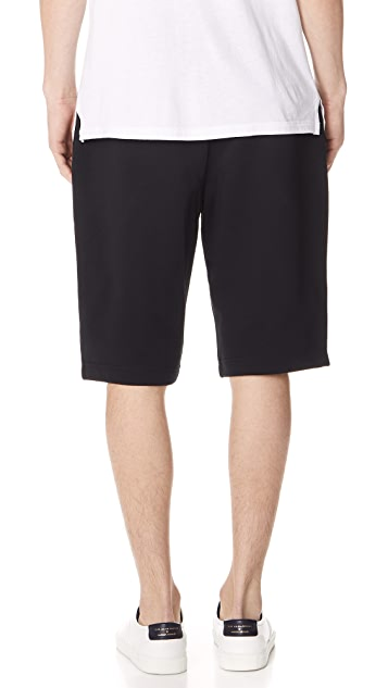 McQ - Alexander McQueen Rib Sweat Shorts