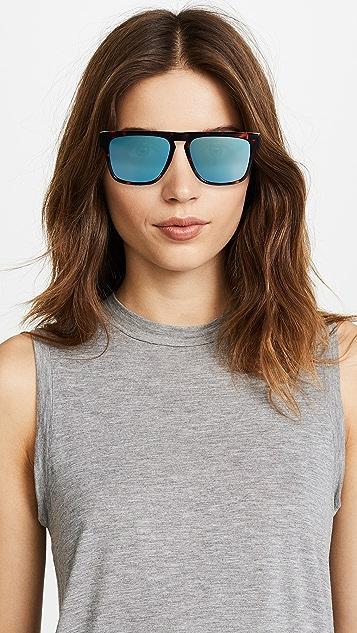 McQ - Alexander McQueen Artstar Flat Top Sunglasses