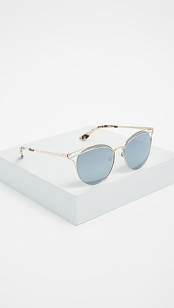 McQ - Alexander McQueen Suspiria Cat Eye Sunglasses