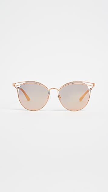 McQ - Alexander McQueen Suspiria Cat Eye Sunglasses