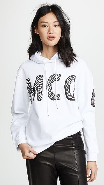 McQ - Alexander McQueen Boyfriend Hoodie
