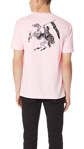 McQ - Alexander McQueen Dropped Shoulder Tee
