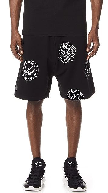 McQ - Alexander McQueen Dart Shorts