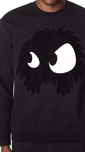 McQ - Alexander McQueen Big Sweatshirt