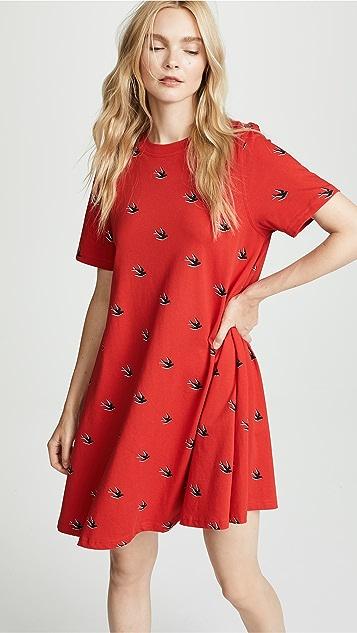 McQ - Alexander McQueen Babydoll Dress