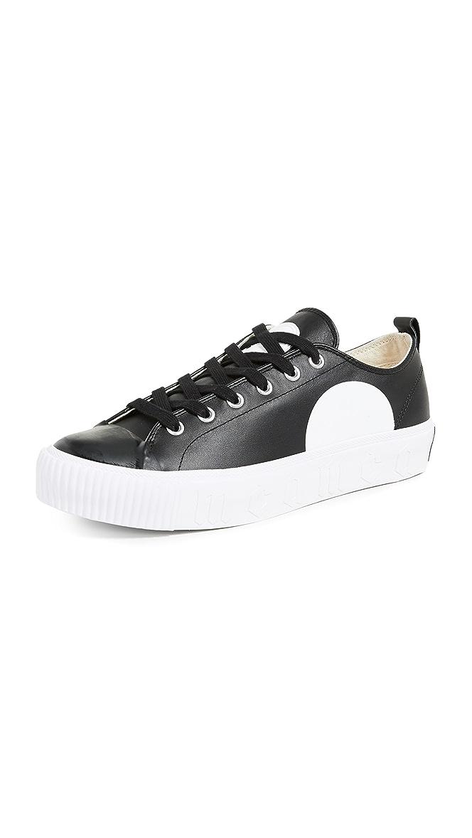 official photos c90ea 11c91 McQ - Alexander McQueen Plimsoll Platform Low Top Sneakers ...