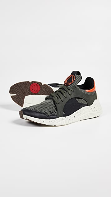McQ - Alexander McQueen Gishiki Low Top Sneakers