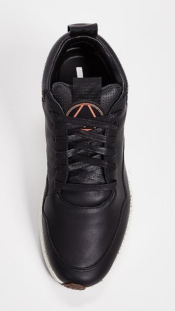McQ - Alexander McQueen Gishiki Hybrid Low Top Sneakers
