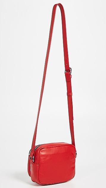 McQ - Alexander McQueen Cross Body Camera Bag