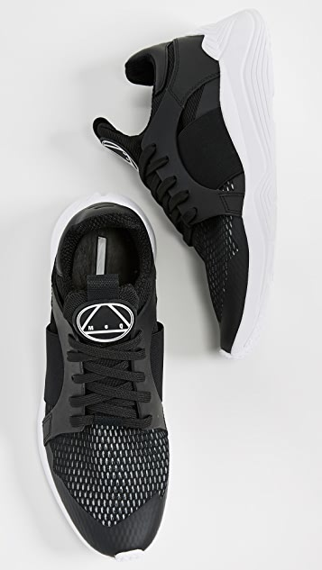 McQ - Alexander McQueen Gishiki Low Top Sneakers