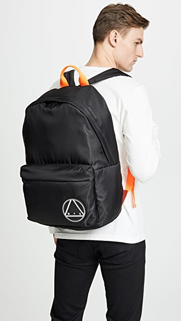 McQ - Alexander McQueen Logo Patch Backpack