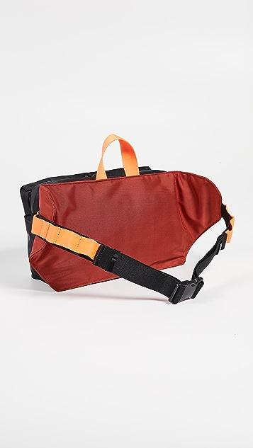 McQ - Alexander McQueen Logo Patch Waist Bag